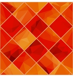 Abstract mosaik colorful background vector image vector image