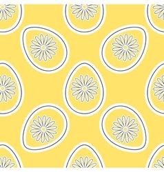 EasterPattern2 vector image vector image
