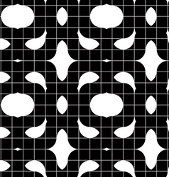 Mosaic tiles seamless pattern background vector