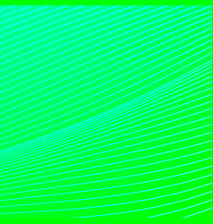 abstract creative image with smooth gradient lines vector image