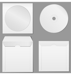 cd case vector image