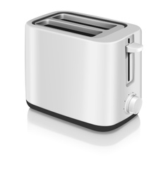 Photorealistic electric toaster vector image
