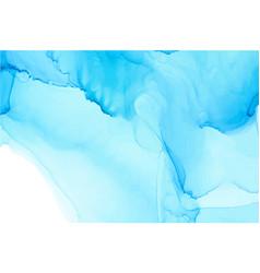 Light blue watercolor texture background vector