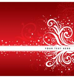 background with frame for text vector image