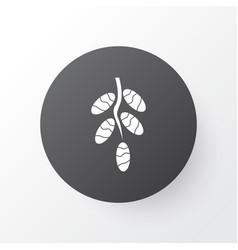 dates icon symbol premium quality isolated fruit vector image vector image