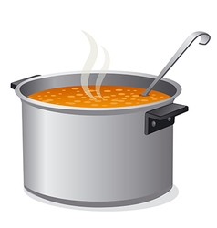 soup vector image vector image