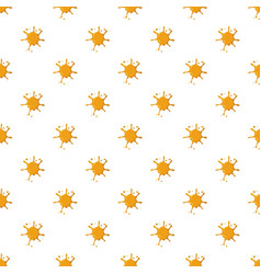 Honey spatter pattern vector