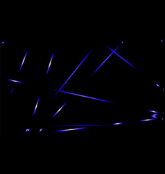 abstract background light lines color blue vector image