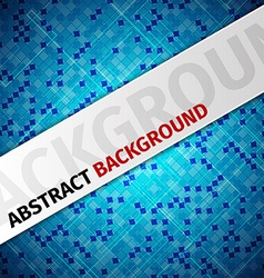 Abstract pixels backgroound vector