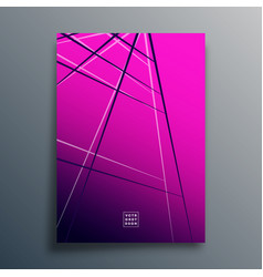 gradient texture background with abstract lines vector image