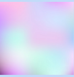 pastel colors abstract background elegant blur vector image
