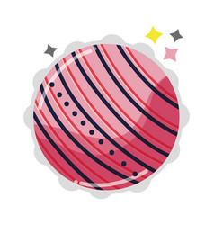 Exploration neptune planet in the galaxy space vector