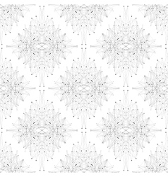 Seamless graphic texture molecule and vector