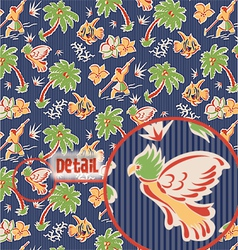 Island Paradise vector image vector image