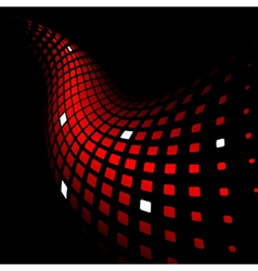 3d dynamic background vector
