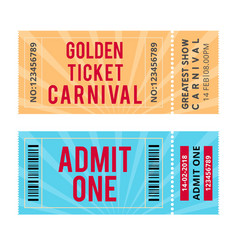 happy brazilian carnival day carnival show tickets vector image