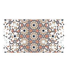 Islamic moroccan arabesque seamless vector