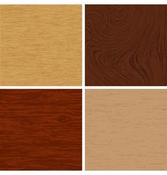 wooden textures vector image vector image