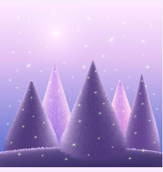 Greeting background merry christmas vector