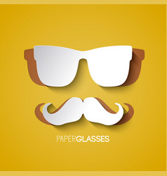 Hipster design elements vector