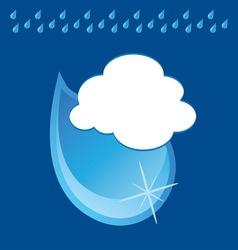 weatherset2 vector image