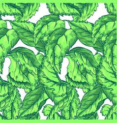 appleflower sketch pattern1-02 vector image
