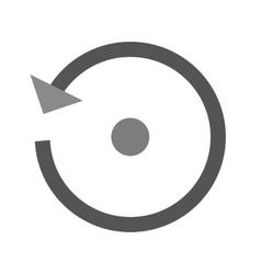 Backup barrow vector
