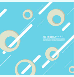 modern background pattern design vector image
