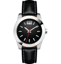 man's watch vector image vector image