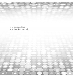 Gray abstract background vector image