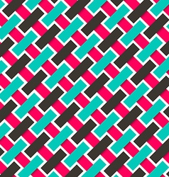 Abstract Retro Diagonal Background vector image vector image