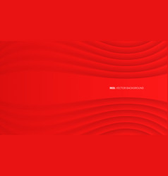 3d red luxury elegant gala ceremonial abstract vector