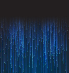 Abstract Background Fiber Optic Trace Blue Signal vector