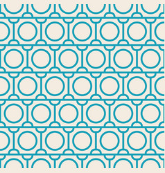 Modern blue and white abstract seamless repetition vector