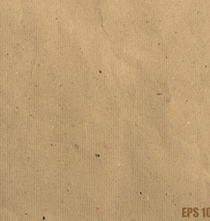 Recycled paper background eps10 vector image vector image