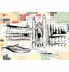 Cambridge university vector