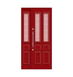 Icon door vector