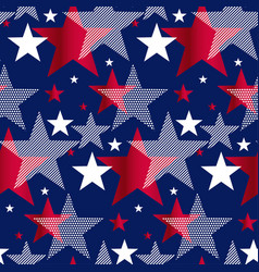 United states national symbol stars vector