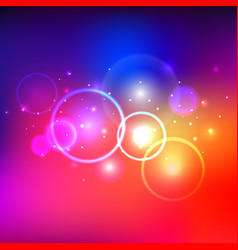 varicolored shiny background in pink shades vector image
