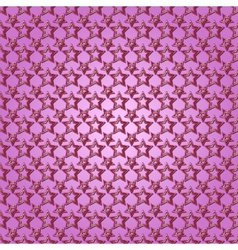 abstract purple background seamless pattern with vector image vector image