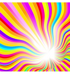 glow abstract background vector image vector image