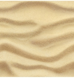 Sand summer beach seamless background vector