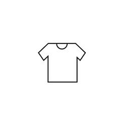 shirt icon vector image