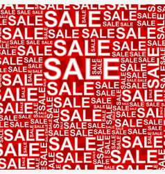 Background of sales2 vector image