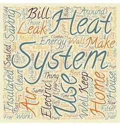 Home energy systems 1 text background wordcloud vector