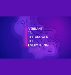 Abstract purple background with vector
