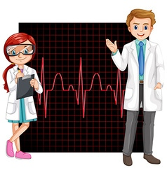 Doctors and electronic graph vector