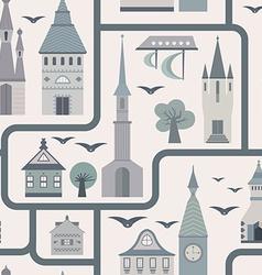 Fairytale Texture vector image