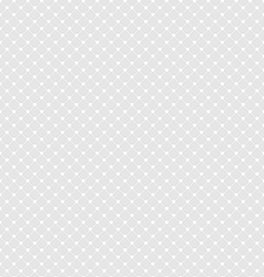 White Polka Dot Seamless Pattern Background vector image