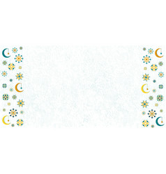 Beautiful background for greeting card banner vector